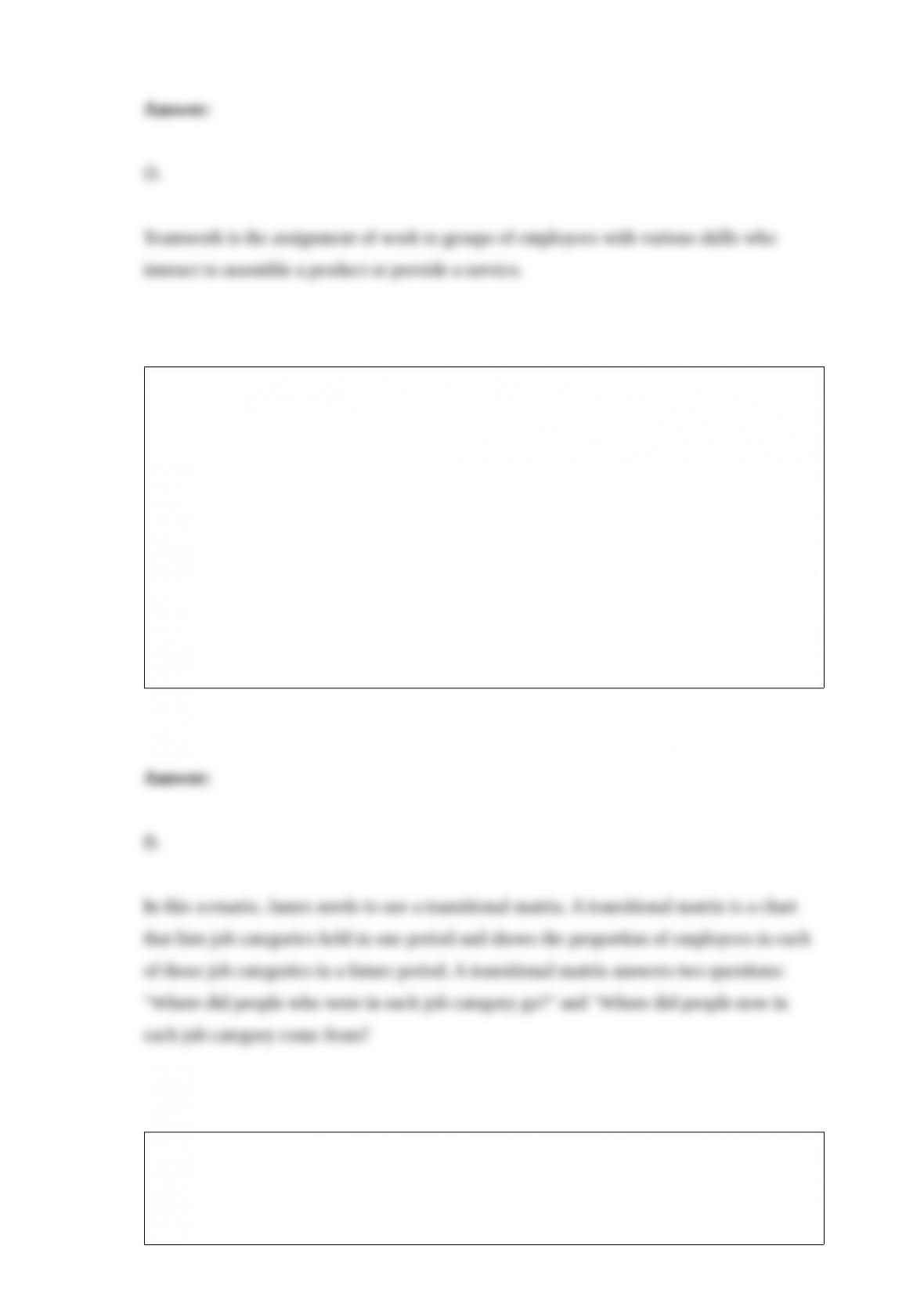 MHR 600 Midterm 2 | Get 24/7 Homework Help | Online Study ...