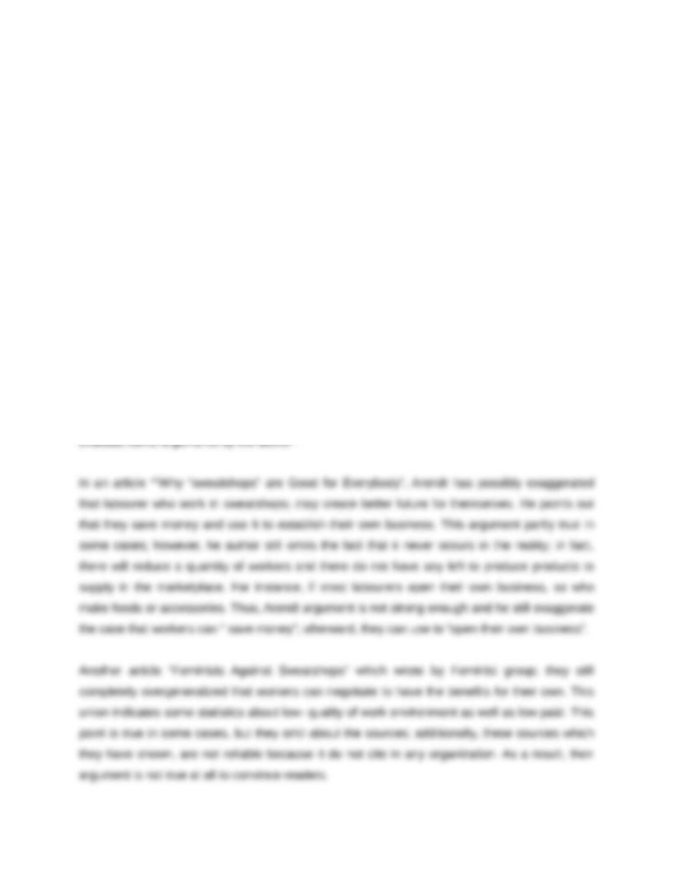 Essay contest classic