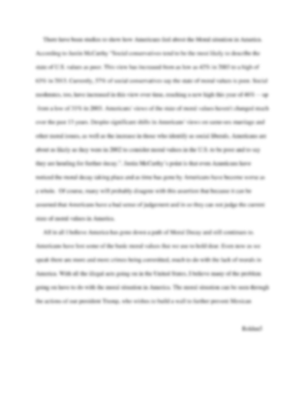 Essay family regarding work