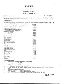 Financial accounting (6)